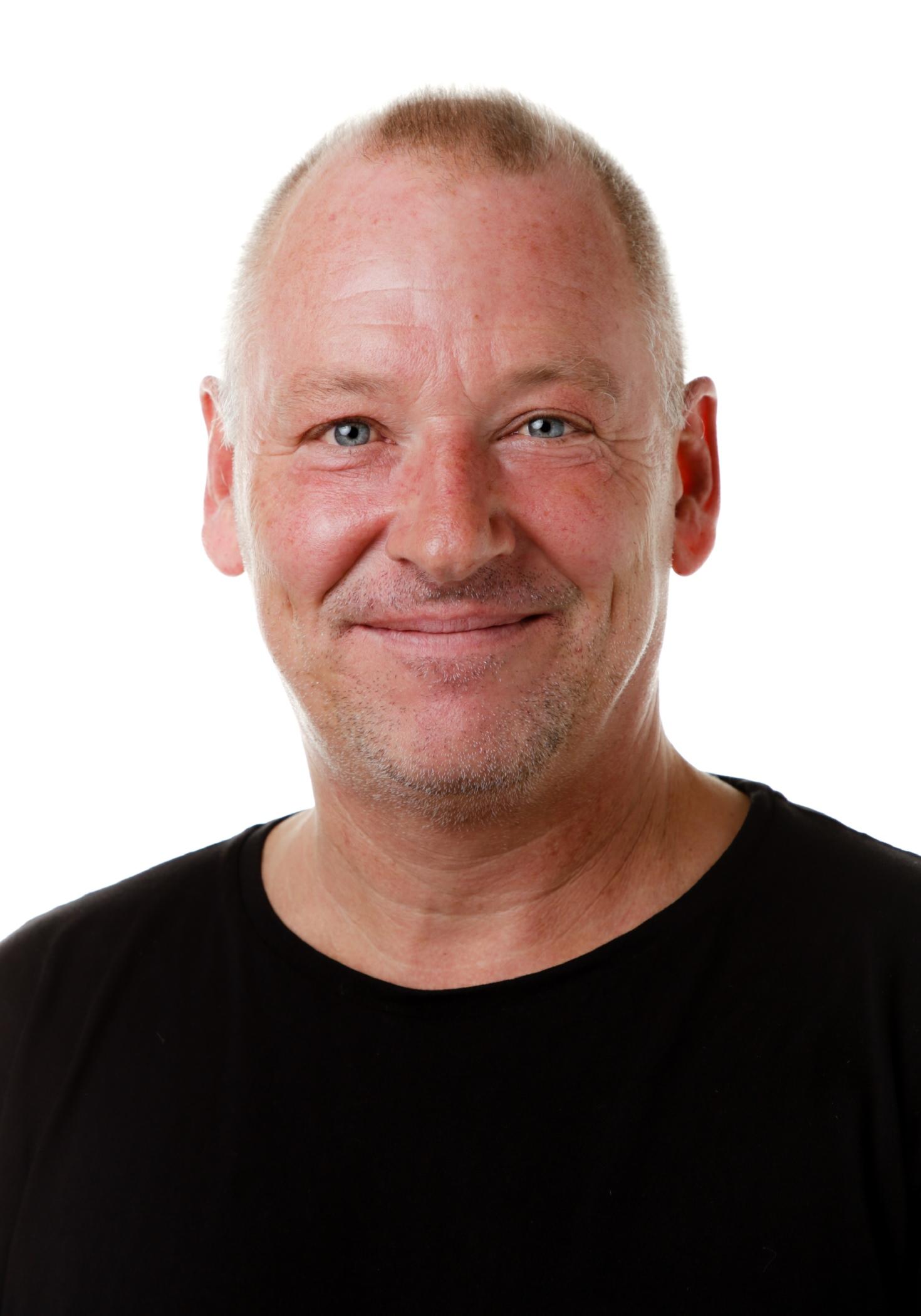Afdelingsleder, dagafdelingen  Michael Falk-Sørensen