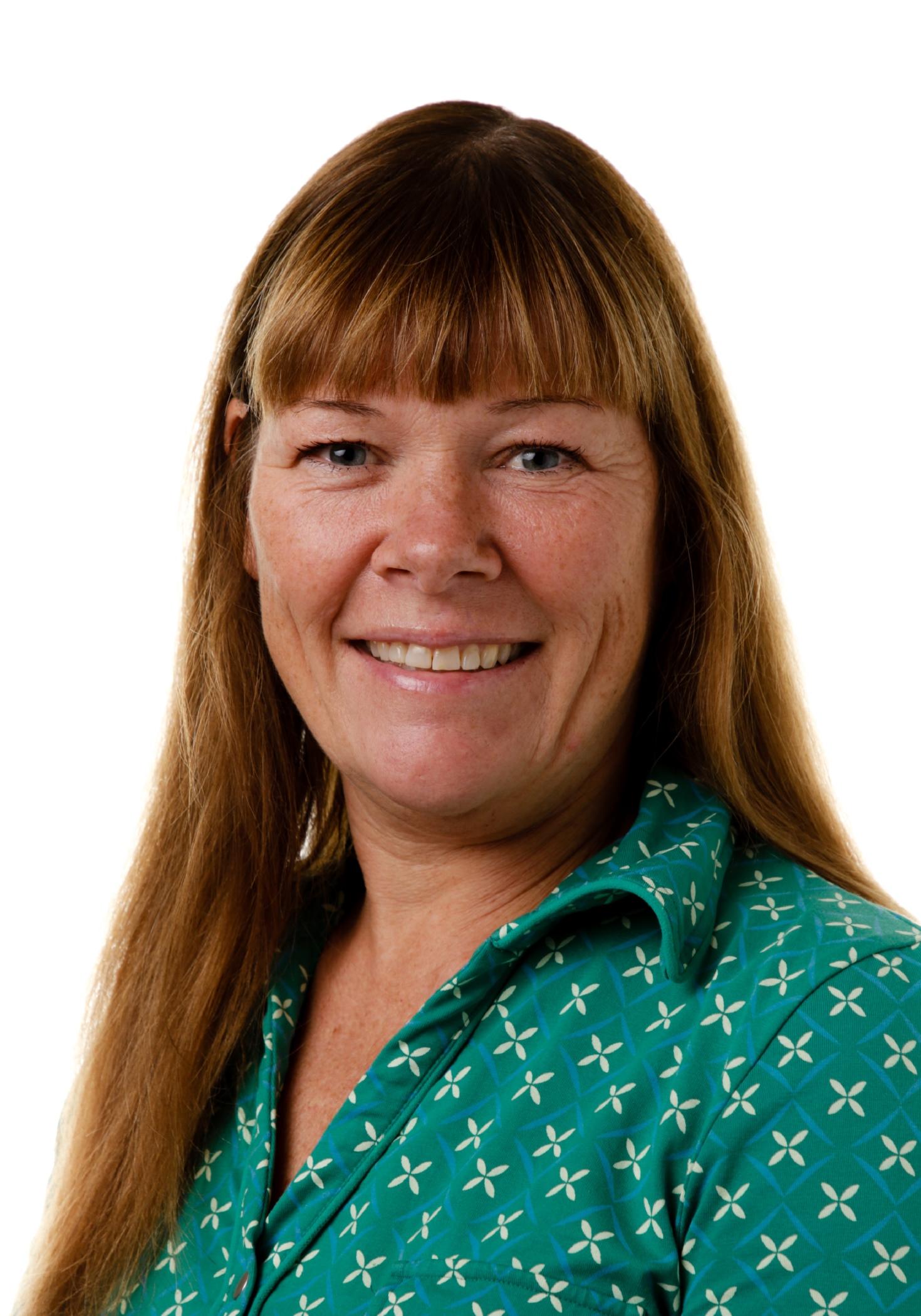 Afdelingsleder, Rikke Linck